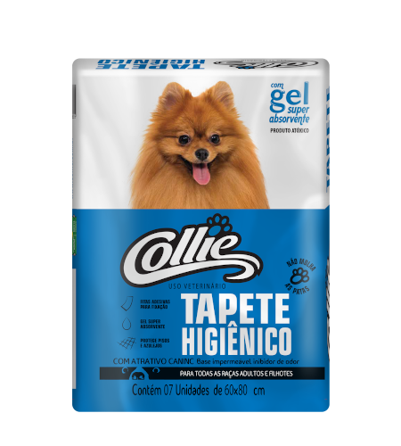 Tapete Higiênico Collie 7 un.
