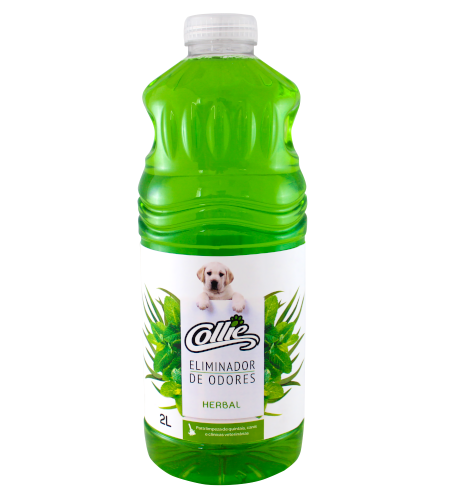 Eliminador de Odores Herbal Collie 2 Litros